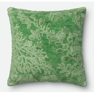 Throw Pillow Color: Kiwi