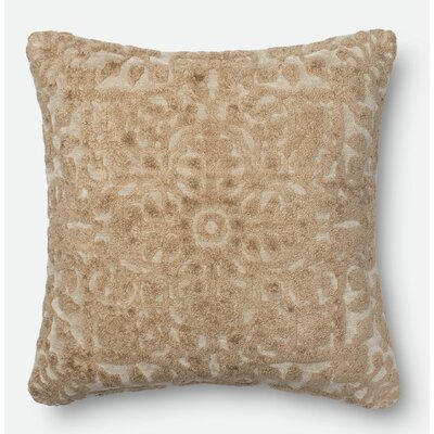 Lechuga Throw Pillow Size: 22 H x 22 W x 6 D