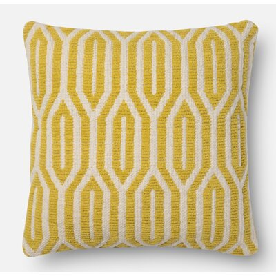 Throw Pillow Size: 18 H x 18 W x 6 D, Color: Citorn