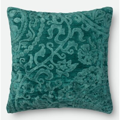 Lecroy Throw Pillow Color: Sea