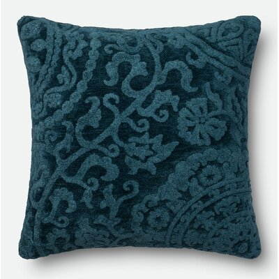 Lecroy Throw Pillow Color: Abyss