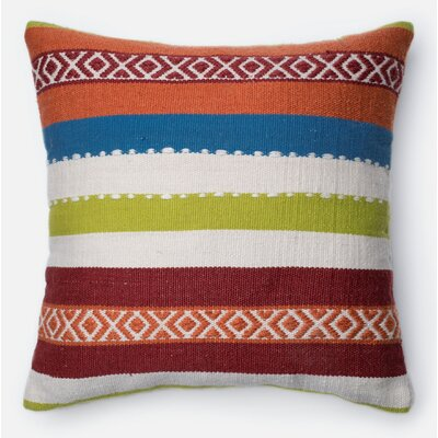 Yahir Outdoor Throw Pillow