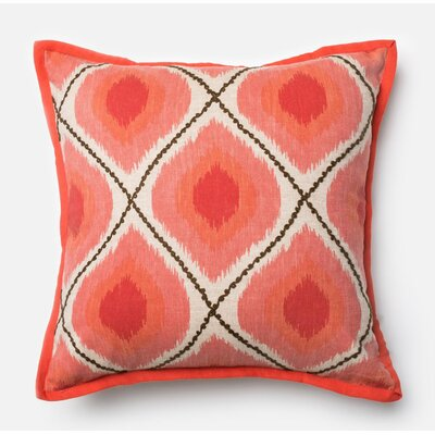 Woodberry 100% Cotton Throw Pillow