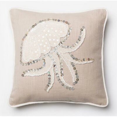 100% Cotton Throw Pillow