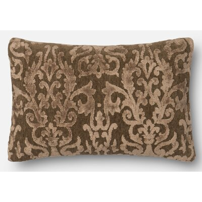 North Stoke Lumbar Pillow Color: Coffee