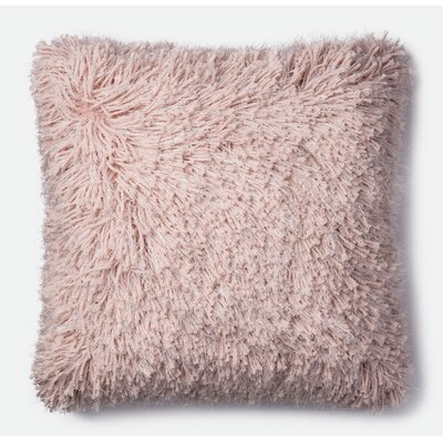 Mayhew Throw Pillow Color: Pink