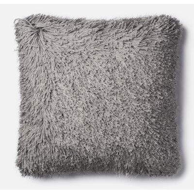 Mayhew Throw Pillow Color: Gray