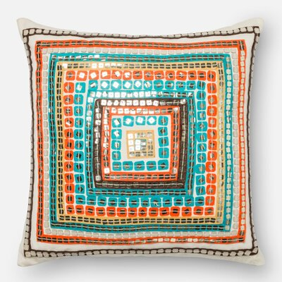 Leeuwarden Cotton Throw Pillow