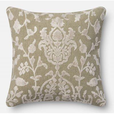 Throw Pillow Size: 22 H x 22 W x 6 D