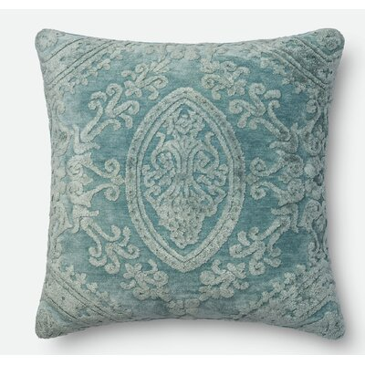 Throw Pillow Color: Glacier
