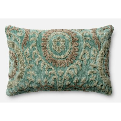Lumbar Pillow Color: Blue Grass
