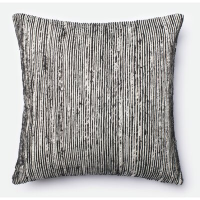 Throw Pillow Color: Black/Multi