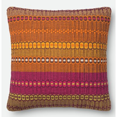 Southeastern El Paso Throw Pillow Size: 22 H x 22 W x 6 D, Color: Dhaba