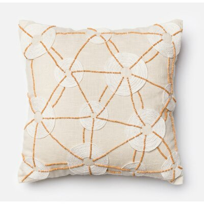 Damiani Cotton Throw Pillow