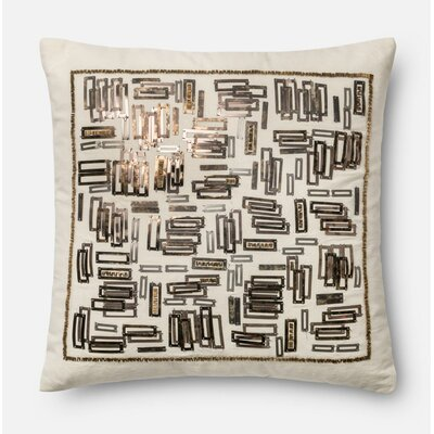 Jabbawy Cotton Throw Pillow