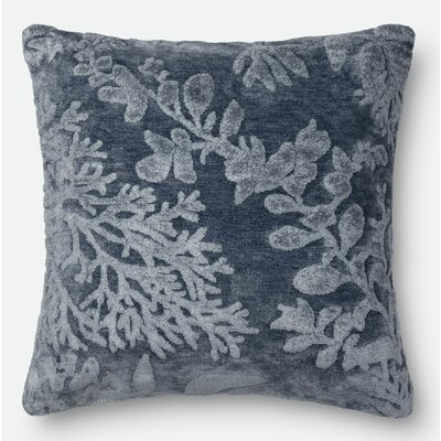 Northrup Pillow Cover Color: Denim
