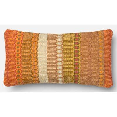 Lumbar Pillow Color: Orange