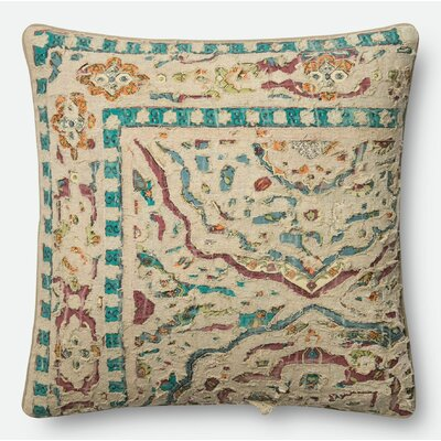 Timpas Cotton Throw Pillow