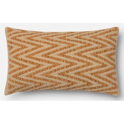 Lumbar Pillow Color: Persimmon