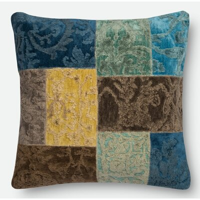 Throw Pillow Color: Pacifico