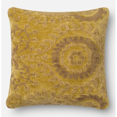 Yarborough Pillow Cover Size: 22 H x 22 W x 0.25 D, Color: Light Green