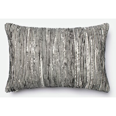 Tuttle Lumbar Pillow Color: Black/Multi
