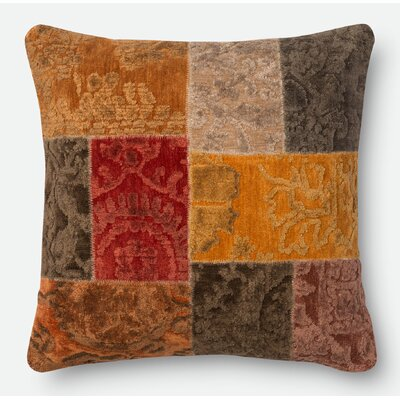 Throw Pillow Color: Moracco