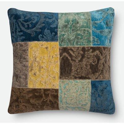 Throw Pillow Color: Pacifico