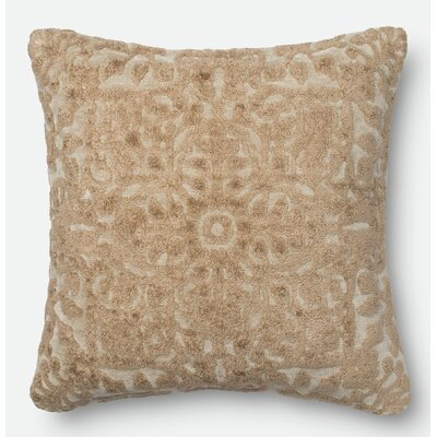 Pillow Cover Size: 22 H x 22 W x 0.25 D