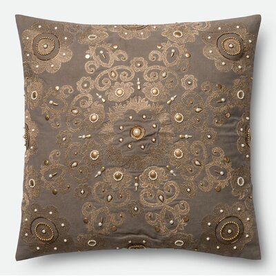 Stillwater Cotton Throw Pillow
