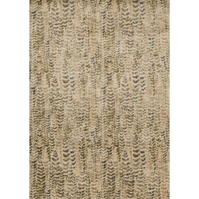 Dangelo Beige Area Rug Rug Size: Rectangle 710 x 11