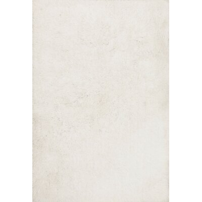 Gilland White Area Rug Rug Size: Rectangle 79 x 99
