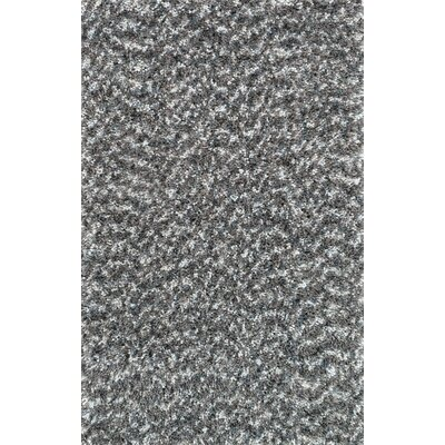 Hackel Gray Area Rug Rug Size: Rectangle 76 x 96