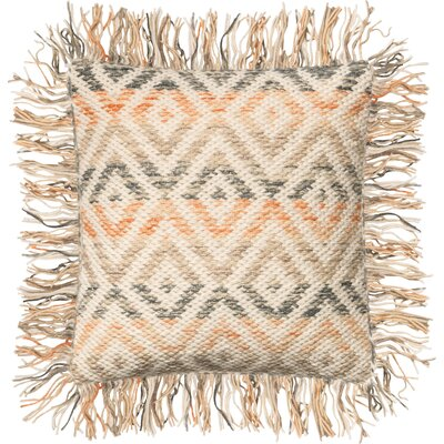 Overlock Throw Pillow Fill Material: Polyester