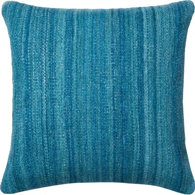 Throw Pillow Color: Blue