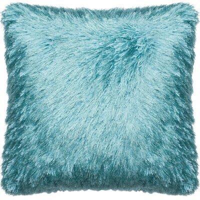 Throw Pillow Color: Blue