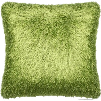 Wyckoff Throw Pillow Color: Green