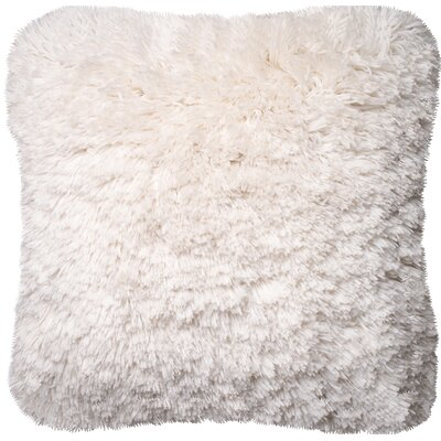 Calabash Throw Pillow Color: Ivory