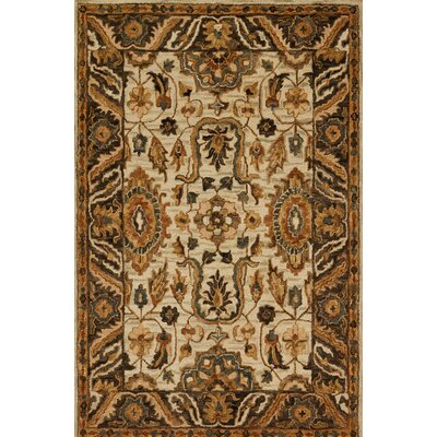 Watertown Beige/Brown Area Rug Rug Size: Rectangle 93 x 13
