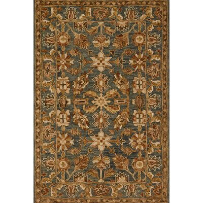 Watertown Oriental Gray/Brown Area Rug Rug Size: Rectangle 5 x 76