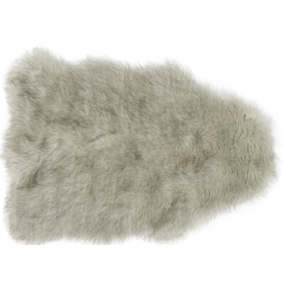 Panella Silver Area Rug Rug Size: Rectangle 3 x 5