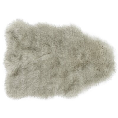Yukon Silver Area Rug Rug Size: Rectangle 2 x 3