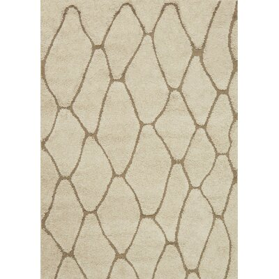 Enchant Beige Area Rug Rug Size: Square 77