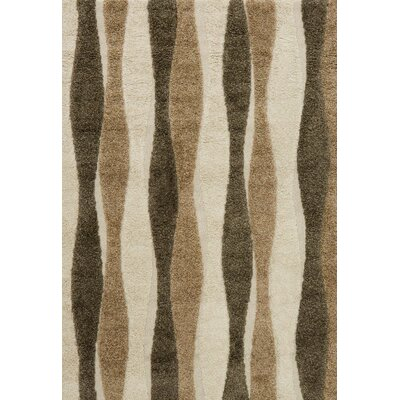 Dania Beige Area Rug Rug Size: Rectangle 310 x 57