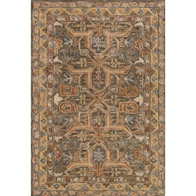 Watertown Brown Area Rug Rug Size: Rectangle 79 x 99