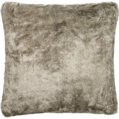 Trussell Throw Pillow Color: Gray