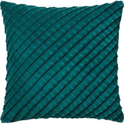 Throw Pillow Color: Teal