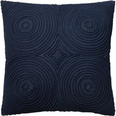 Pillow Cover Color: Navy