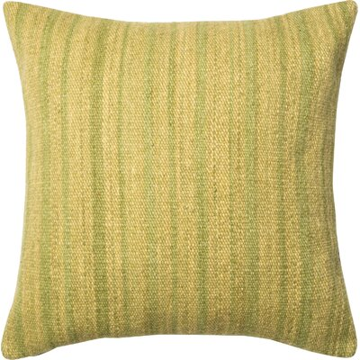 Baltasar Pillow Cover Color: Green