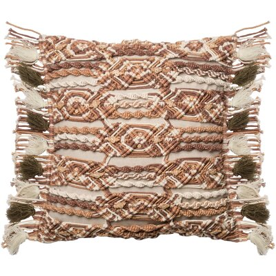 Bement Cotton Throw Pillow
